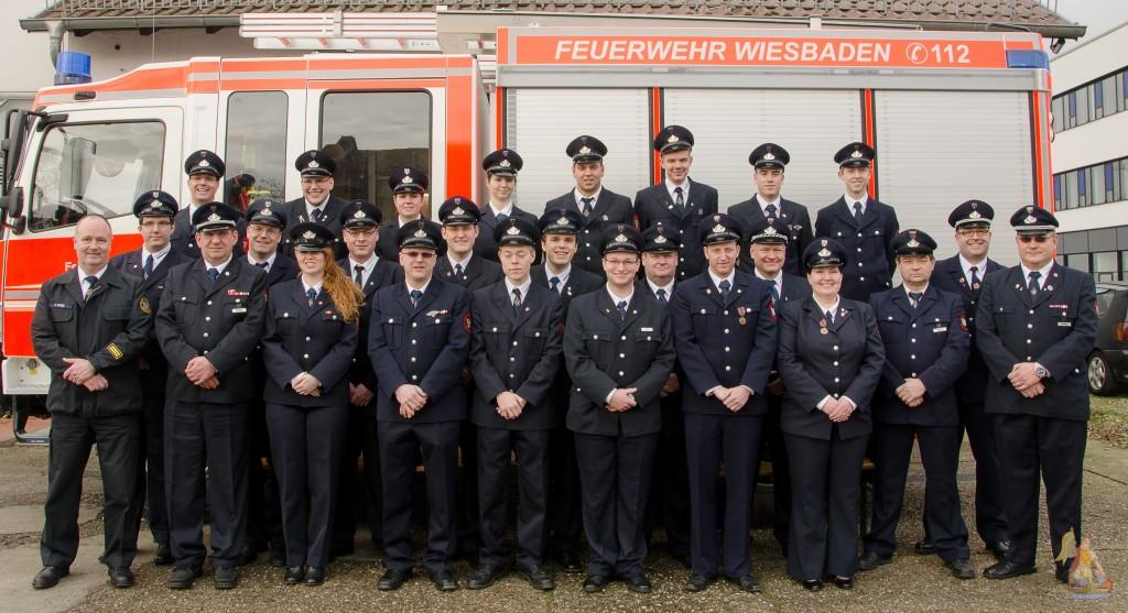 2015-01-25 Einsatzabteilung FF